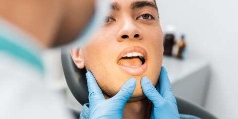 How a Dentist Screens for Oral Cancer, La Crosse, Wisconsin