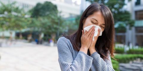 Do Seasonal Allergies Affect Oral Health?, La Crosse, Wisconsin