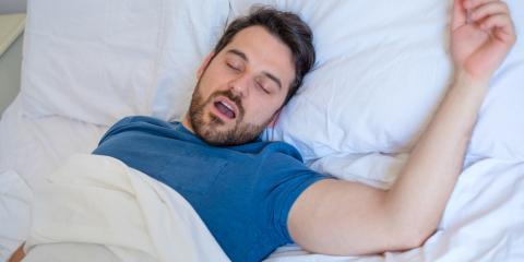 Does Snoring Affect Oral Health?, La Crosse, Wisconsin