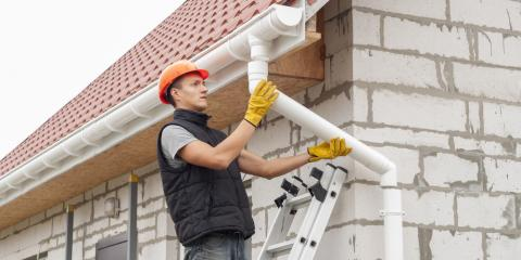 Helpful Tips for Repairing & Replacing Gutters, Holmen, Wisconsin