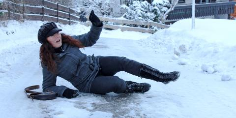 Can You File a Personal Injury Claim After Falling on an Icy Sidewalk?, La Crosse, Wisconsin