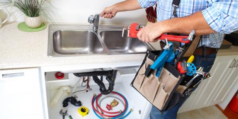 Top 3 Plumbing Issues That Require the Professional Touch, La Crosse, Wisconsin