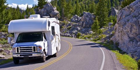 4 Safety & Defensive Driving Tips for RVs, Medary, Wisconsin