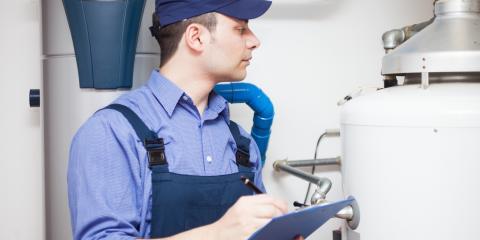 3 Causes of Water Heater Leaks, La Crosse, Wisconsin