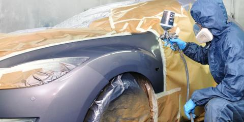 3 Reasons to Have Your Vehicle Repainted at an Auto Repair Shop, Shelby, Wisconsin