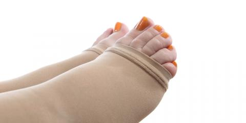 A Step-By-Step Guide for Putting on Compression Stockings, La Crosse, Wisconsin