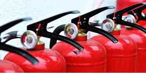 The Importance of Fire Extinguisher Recharges, Olive Branch, Mississippi