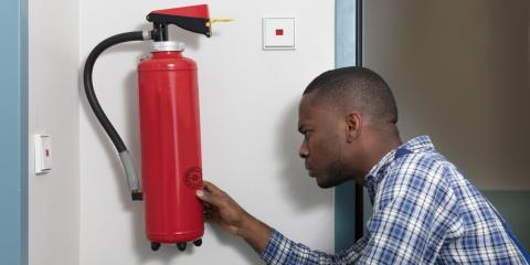 How to Maintain Your Fire Extinguisher, La Crosse, Wisconsin