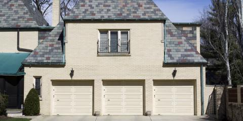 Top 3 Common Garage Door Repairs You'll Probably Need, La Crosse, Wisconsin