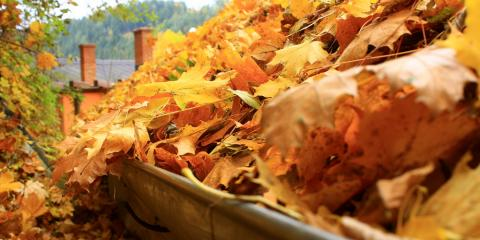 Why You Should Never Skip Fall Gutter Cleaning, Holmen, Wisconsin