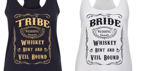 5 Custom T-Shirt & Tank Top Ideas for Your Bachelorette Party, La Crosse, Wisconsin