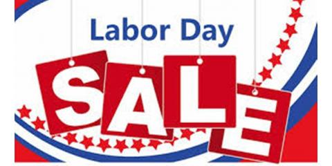 LABOR DAY SALE, Nekoosa, Wisconsin