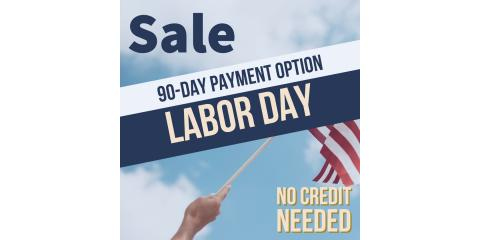 Labor Day Weekend Deal, Solon, Ohio