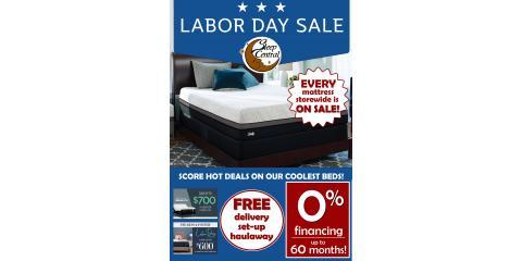 Labor Day Mattress & Bedding Sale! Sealy, TempurPedic & more, Minocqua, Wisconsin