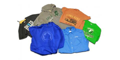 Market Your Business With Custom T-Shirts From Laser Apparel, Overland Park, Kansas