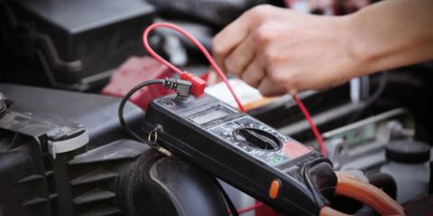 4 Signs Your Car Battery Needs Auto Shop Attention, La Crosse, Wisconsin