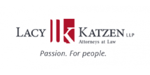 "Attorney Michael Wegman leads Lacy Katzen to ""Law Firm Challenge"" recognition, Rochester, New York"