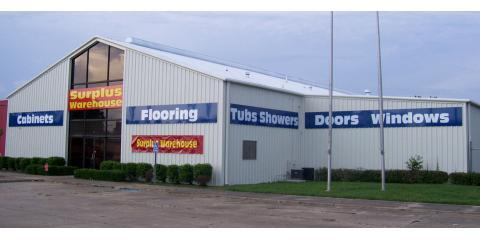 Surplus Warehouse, Home Improvement, Services, Lafayette, Louisiana