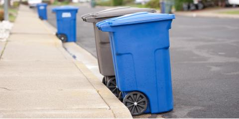 3 Tips for Cleaning Your Garbage Cans After Trash Pickup, LaFayette, Georgia