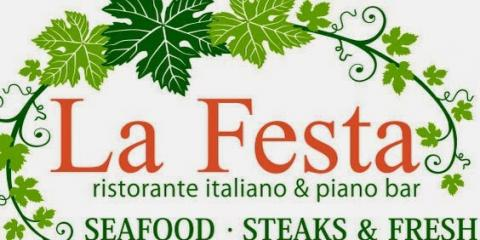 La Festa Restaurant Italian Restaurants And Food Myrtle Beach South Carolina