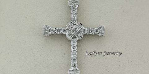 Celebrate Your Faith With This Maspeth Jewelry Store's Diamond Cross Collection, New York, New York