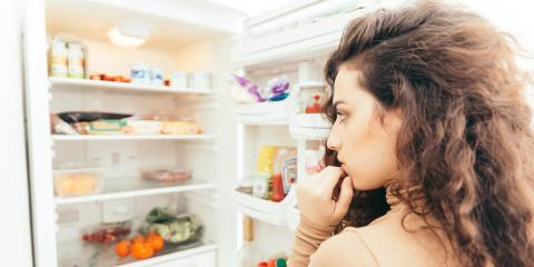 4 Signs Your Refrigerator Needs Appliance Repairs, Lahaina, Hawaii