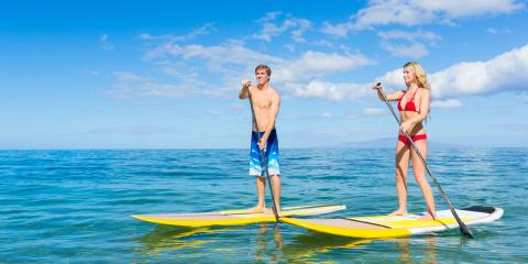 Answers to FAQs About Paddleboarding, Lahaina, Hawaii