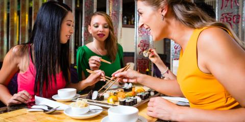 The Do's & Don'ts of Sushi Etiquette, Lahaina, Hawaii