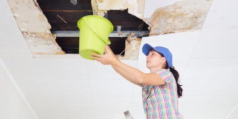 3 Secondary Problems Caused by Roof Leaks, Lake Havasu City, Arizona