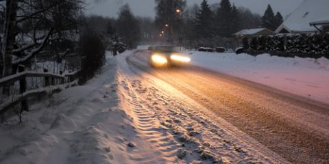 3 Safe Driving Tips to Avoid Auto Accidents in Winter, Lake St. Louis, Missouri