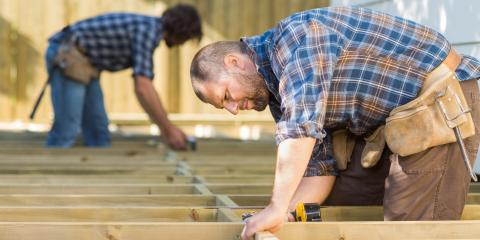 How to Choose Between Lumber & Composite for Your New Deck, Denver, Colorado