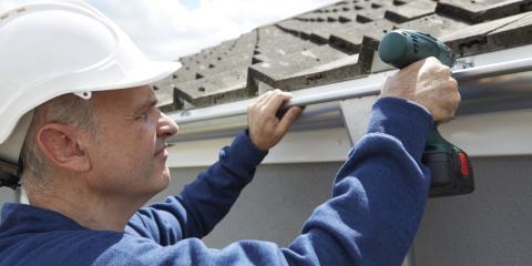 How Roofing & Siding Contractors Handle Gutter Estimates & Installation, Plano, Texas