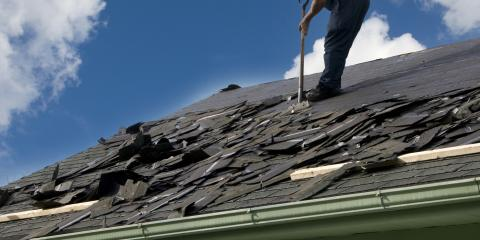 3 Types of Damage to Shingle Roofs, Lakeville, Minnesota