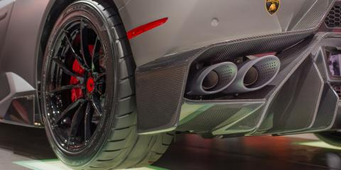 Tire Service Experts Explain Flat Spots on Unused Cars, Kannapolis, North Carolina