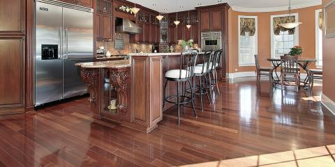 What Should You Consider When Choosing Kitchen Floors?, Hamilton, Ohio