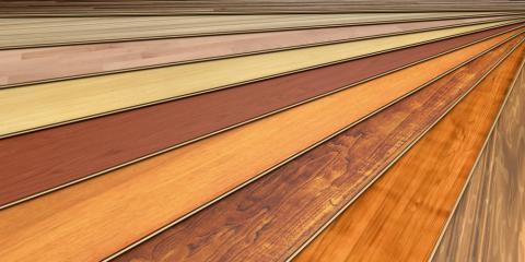 Different Styles of Laminate Flooring, North Corbin, Kentucky