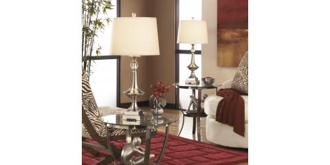 Newlyn Lamp Set by Ashley-$139, Maryland Heights, Missouri