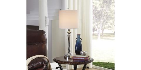 Taji Lamp Set by Ashley-$102, Maryland Heights, Missouri