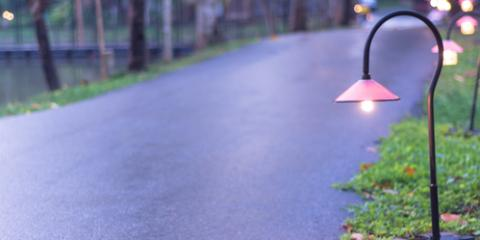 3 Top Benefits of Landscape Lamps & Lighting Features - Cincinnati