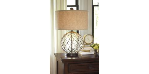 REGINA LAMP SET BY ASHLEY- $230, Maryland Heights, Missouri