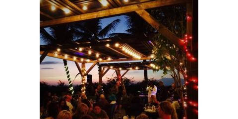 Enjoy Sunset Happy Hours at Maui's Best Restaurant, Kihei, Hawaii