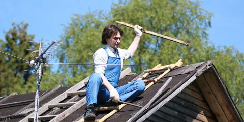 3 Popular Types of Roofing Materials, Lincoln, Nebraska