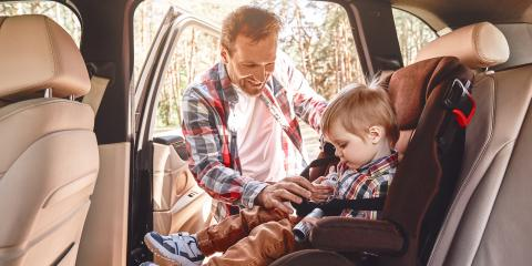 Where to Seat Kids in Your Car, Lincoln, Nebraska