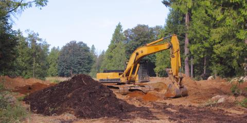 How to Prepare an Excavation Site for Construction, Ferguson, Kentucky