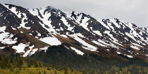 Land Clearing: The Seward Highway Expansion Project, Anchorage, Alaska