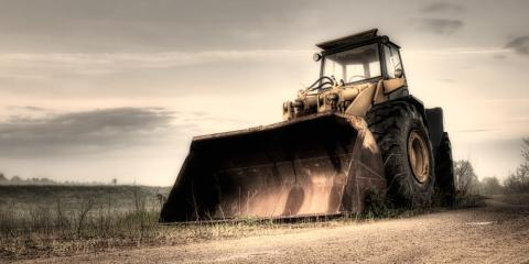3 Types of Land-Clearing Equipment Used to Prepare for Construction, Arcadia, New York