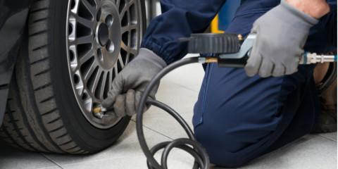 4 Steps for Checking Your Tire Pressure, Landrum, South Carolina