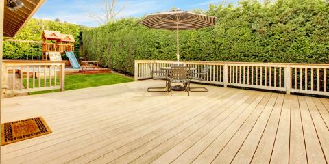 5 Smart Reasons to Install Decks & Play Areas During Winter, Fargo, North Dakota