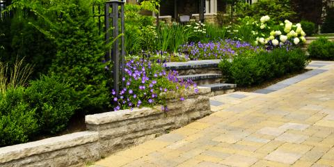 3 Benefits of Incorporating Hardscape Elements Into Your Business's Landscape Design, Asheboro, North Carolina