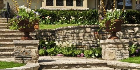 4 Benefits of Using Retaining Walls in Landscaping, Lexington-Fayette, Kentucky